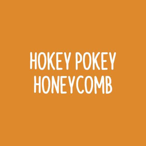 Hokey Pokey Honeycomb