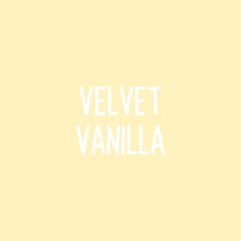 Velvet Vanilla